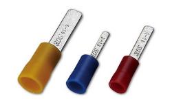 PVC絕緣刀型(扁平型)端子(易進式)