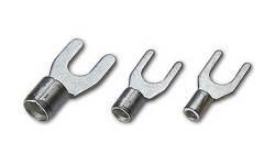 Non-Insulated Fork Terminals(Brazed Seam)