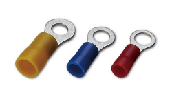 PVC Insulated Ring Terminals(Easy Entry)
