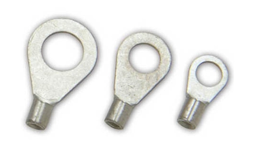 Non-Insulated DIN46234 Ring Terminals(Brazed Seam)
