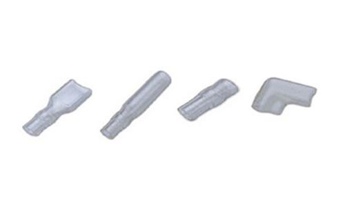 PVC絕緣公端,母端,旗型套管