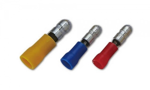 PVC Insulated Bullet Connectors