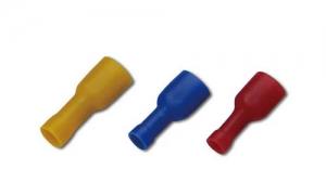 PVC Fully Insulated Female Lug(Double Crimp)