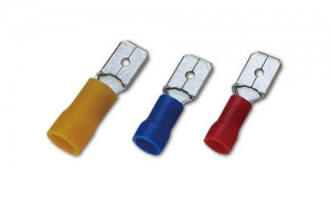 PVC Insulated Male Lug
