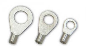 Non-Insulated DIN46234 Ring Terminals(Brazed Seam)