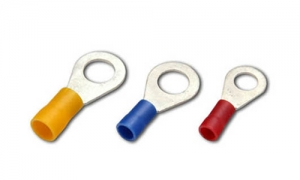 PVC Insulated DIN46237 Ring Terminals