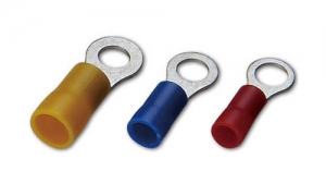 PVC Insulated Ring Terminals