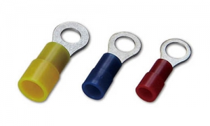 Nylon Insulated Ring Terminals(Easy Entry)