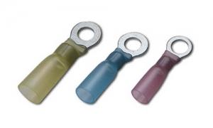 Insulated Heat Shrinkable Ring Terminals(Brazed Seam)